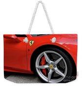 Ferrari 488gtb Weekender Tote Bag