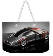 Ferrari Concept Black Weekender Tote Bag