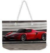 Ferrari Enzo - Rosso Corsa Weekender Tote Bag