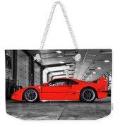 Ferrari F40 Weekender Tote Bag