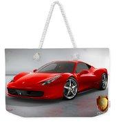 Ferrari Italia  Weekender Tote Bag