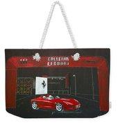 Ferrari Pininfarina Rossa Concept Weekender Tote Bag