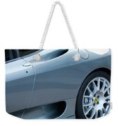 Ferrari Wheel Weekender Tote Bag
