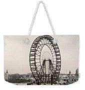 Ferris Wheel, 1893 Weekender Tote Bag