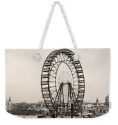 Ferris Wheel, 1893 Weekender Tote Bag