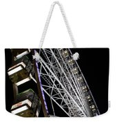 Ferris Wheel At Night 16x20 Weekender Tote Bag