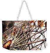 Ferris Wheel At Sunset Weekender Tote Bag