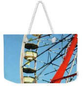 Ferris Wheel Closeup Weekender Tote Bag