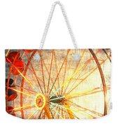 Ferris Wheel Jazz Weekender Tote Bag