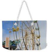 Ferris Wheel Santa Cruz Boardwalk Weekender Tote Bag