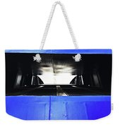 Ferry Abstract Weekender Tote Bag