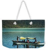 Ferry - Lago De Coatepeque - El Salvador I Weekender Tote Bag