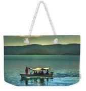 Ferry - Lago De Coatepeque - El Salvador Weekender Tote Bag