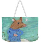 Ferry Mouse Weekender Tote Bag