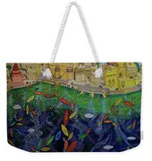 Ferry To The City Of Gold II Weekender Tote Bag