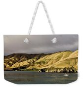 Ferry View Picton New Zealand Weekender Tote Bag