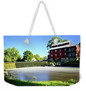 Fertile Dam Weekender Tote Bag