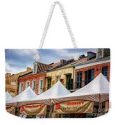 Festival New Orleans Seafood - French Quarter Weekender Tote Bag
