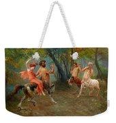 Festival Of Centaurs Weekender Tote Bag