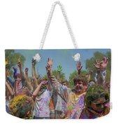 Festival Of Color Weekender Tote Bag