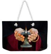 Festival Of Light Weekender Tote Bag