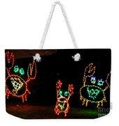 Festive Crab Decorations Weekender Tote Bag