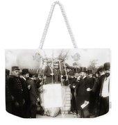 Festive Start Of Balloon 1906 Weekender Tote Bag