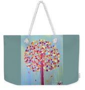 Festive Tree Weekender Tote Bag