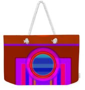 Fever Pitch Weekender Tote Bag