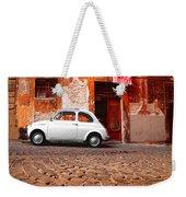 Fiat 500 Weekender Tote Bag
