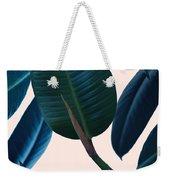 Ficus Elastica 2 Weekender Tote Bag