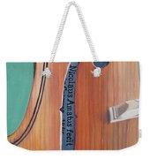 Fiddle I Weekender Tote Bag