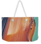 Fiddle II Weekender Tote Bag