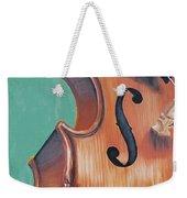 Fiddle IIi Weekender Tote Bag