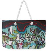 Fiddleheads 5 Weekender Tote Bag