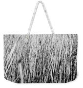 Field Grasses Weekender Tote Bag