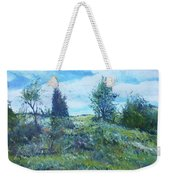 Field In The Langeberg Western Cape South Africa 2016 Weekender Tote Bag