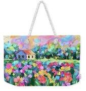 Field Of Dreams Weekender Tote Bag