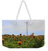 Where The Sunflowers Shine Weekender Tote Bag