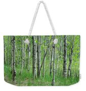 Field Of Teens Weekender Tote Bag