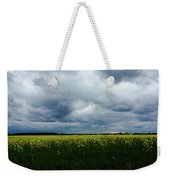 Field Of Weeds Weekender Tote Bag