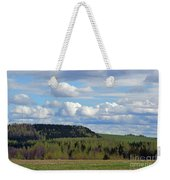 Field To Forest To Hill To Sky Weekender Tote Bag