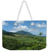 St. Kitts Fields Of Cane Weekender Tote Bag