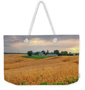 Fields Of Gold, Illinois Weekender Tote Bag