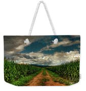 Fields Of Summer Weekender Tote Bag