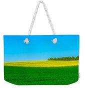 Fields Of Summer Weekender Tote Bag