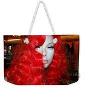 Fiery Femme Fatale  Weekender Tote Bag