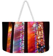 Fiery Light 1 Weekender Tote Bag