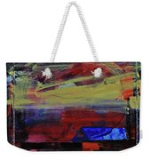Fiery Sunset Before The Storm Weekender Tote Bag