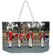 Fifes And Drums Weekender Tote Bag
